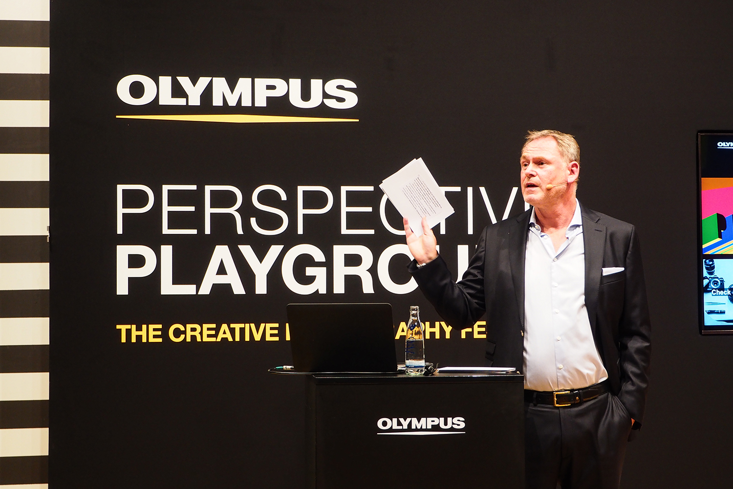 Olympus: 'Micro Four Thirds will remain highly relevant'