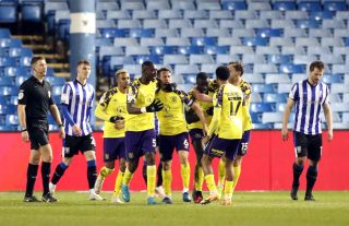 Sheffield Wednesday v Huddersfield Town – Sky Bet Championship – Hillsborough