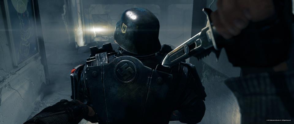 Wolfenstein: The New Order Screenshots Imagine Nazi Global Empire #26744