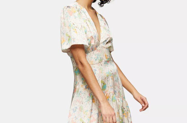 topshop willow dress