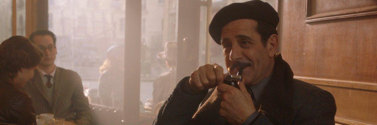 Tony Shaloub in The Marvelous Mrs. Maisel Season 2
