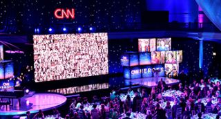 Data Display Taps Christie MicroTiles for CNN Heroes Ceremony
