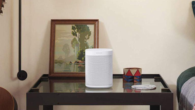 Best Alexa speakers: Sonos One (Gen 2) in bedroom