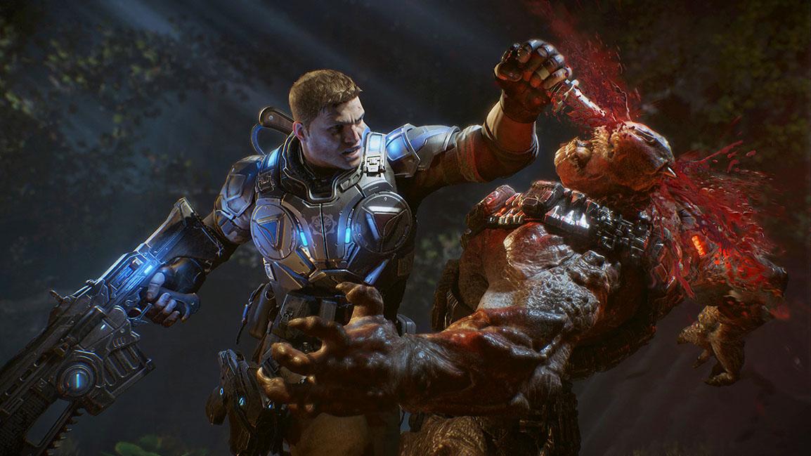Gears of War 4 review | PC Gamer