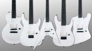 ESP LTD Arctic Metal Series
