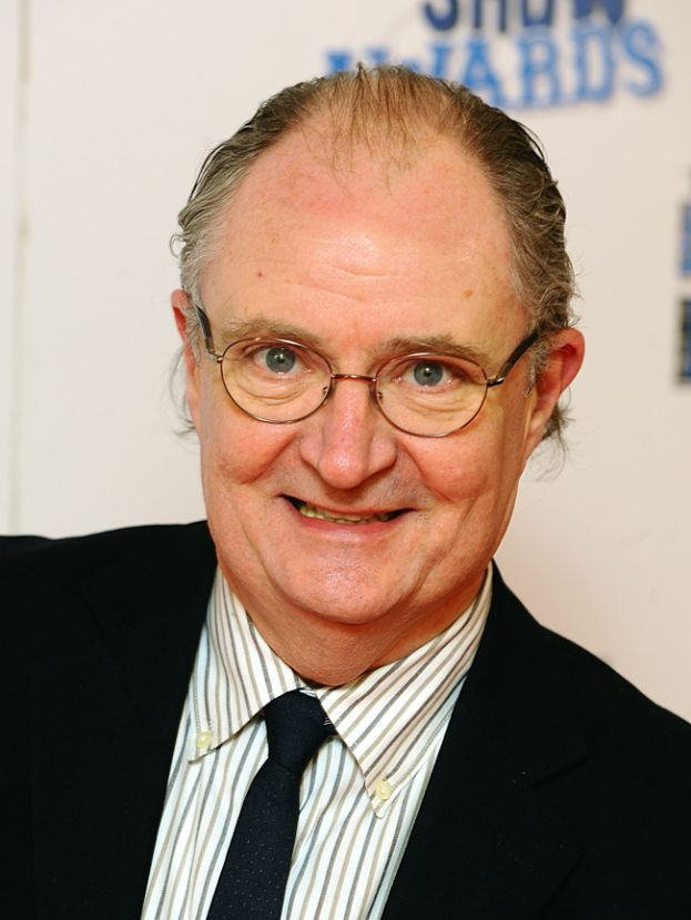 Jim Broadbent credits others for 'exciting' roles