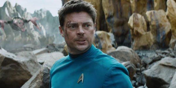 Star Trek Karl Urban