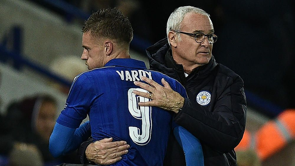 No concerns for Ranieri as Vardy, Morgan and King miss ...