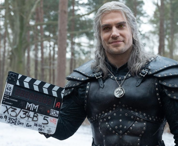 Netflix's The Witcher season 2 has wrapped and Geralt is delighted