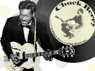 Chuck Berry's Johnny B Goode has been voted the greatest guitar song of all time.
