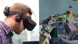 Oculus Standalone VR Headset