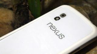 White Nexus 4 sells out on Google Play so that's the end of that