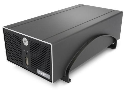 Icy Box IB-NAS4220-B