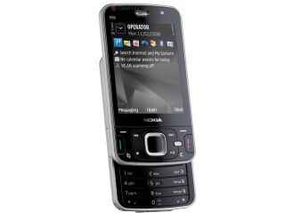 The new Nokia N96