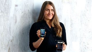 Kathryn King converts from iPhone to Windows Phone