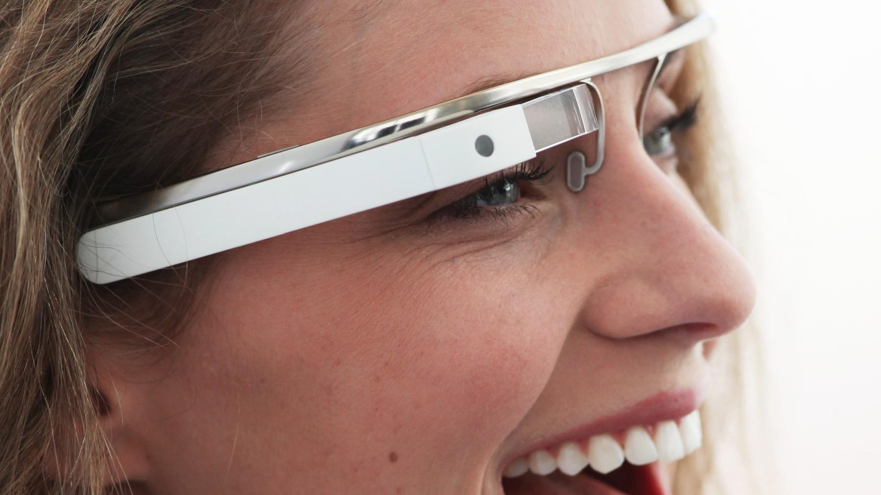 Google patents eye-tracking for Google Glass | TechRadar