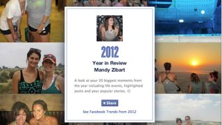 Facebook's Year in Review showcases the best of everything
