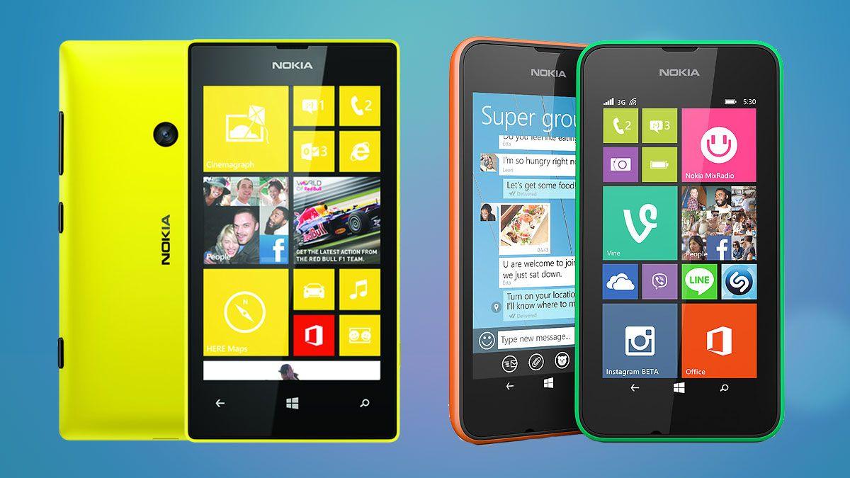 Lumia 530 Vs Nokia Lumia 520  The Budget Windows Phone