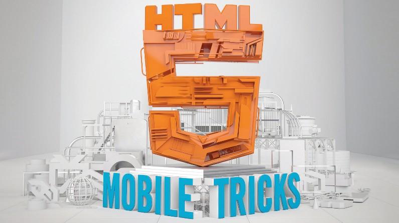 12 HTML5 tricks for mobile | Creative Bloq