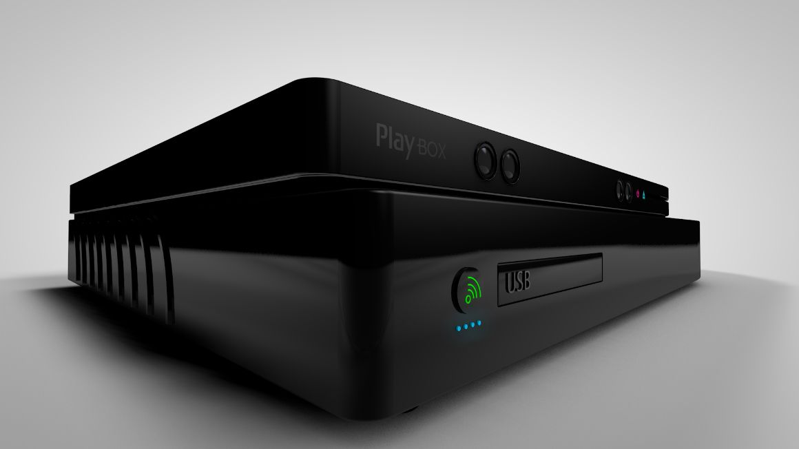 Introducing the PlayBox - the ultimate PS4-Xbox hybrid