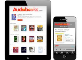Audiobooks com brings unlimited listening for 25 a month