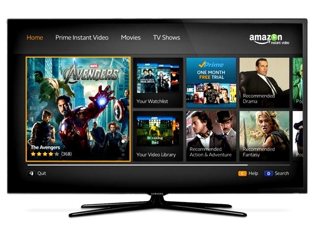 Amazon 4k Stream