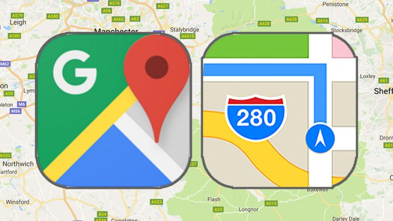 10 tips to avoid getting lost with Google Maps and Apple Maps