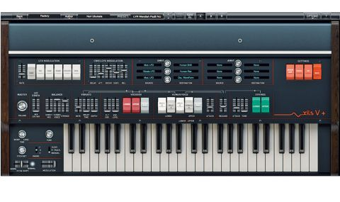 V+ is XILS-Lab's software take on the Roland VP-330 vocoder, albeit with a few extra surprises