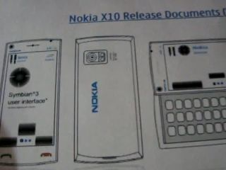 Nokia planning the new X10?