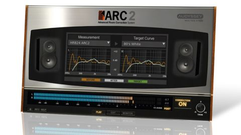 The ARC System claims to compensate for the frequency and phase distortions caused by your monitors and room