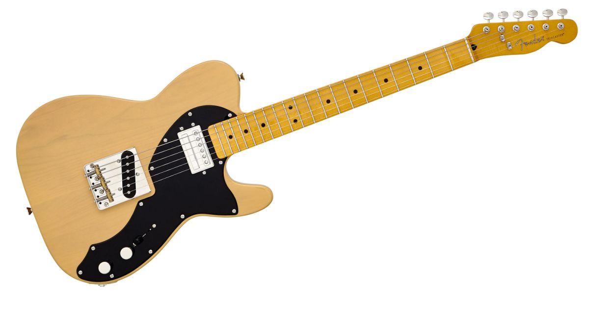 fender modern player short scale telecaster review musicradar. Black Bedroom Furniture Sets. Home Design Ideas