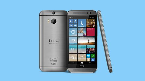 HTC One M8 for Windows Phone review