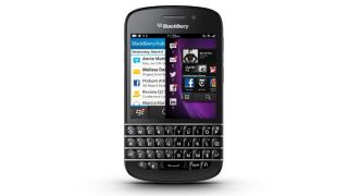 Win! BlackBerry Q10 with case and battery pack