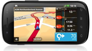 TomTom still defensive over Apple Maps, says smartphones not a threat