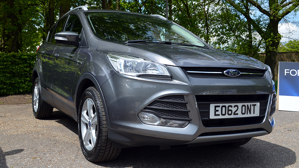 10 tech-tastic features inside the new Ford Kuga 2013: Page 3