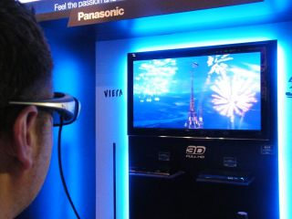 Panasonic shows off the 3D-ready VT20 and four other plasma ranges