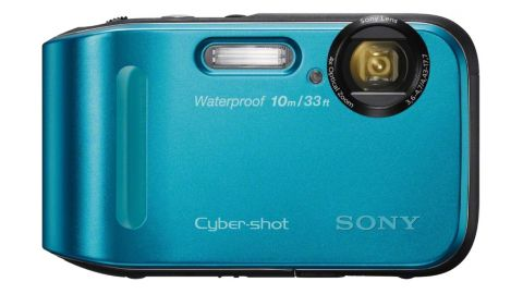 Sony Cyber-Shot DSC-TF1 review