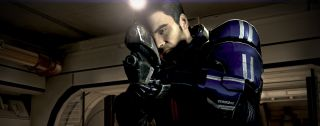 Mass Effect 3 Kaidan