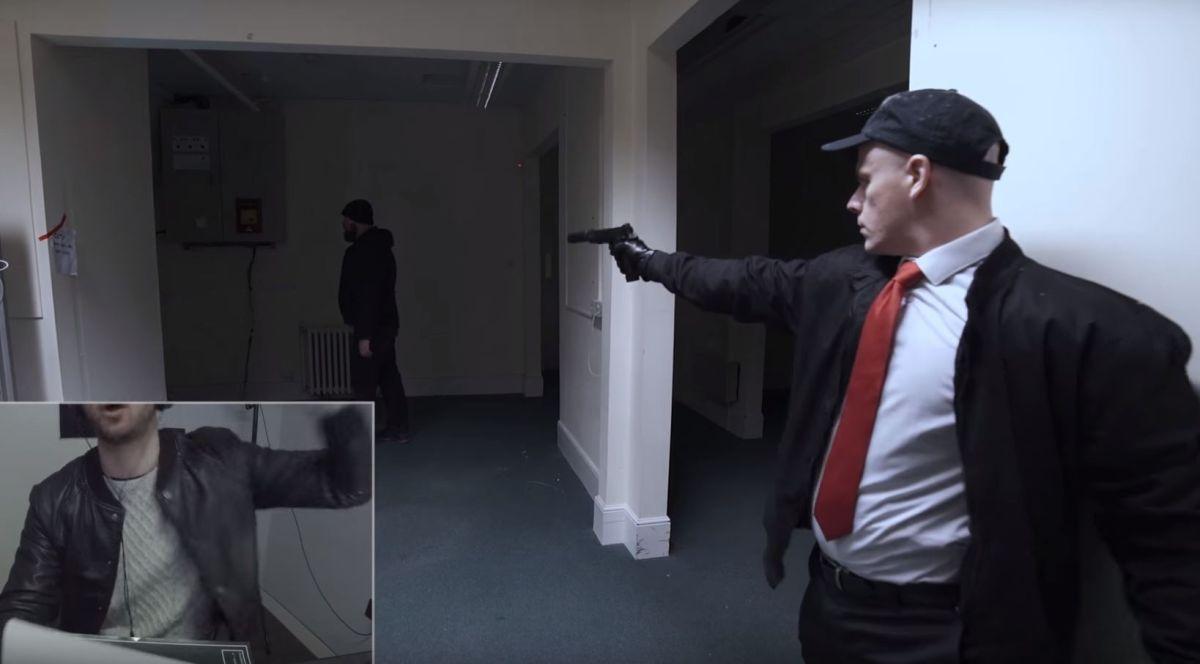 Real life Hitman looks like killer fun | GamesRadar+