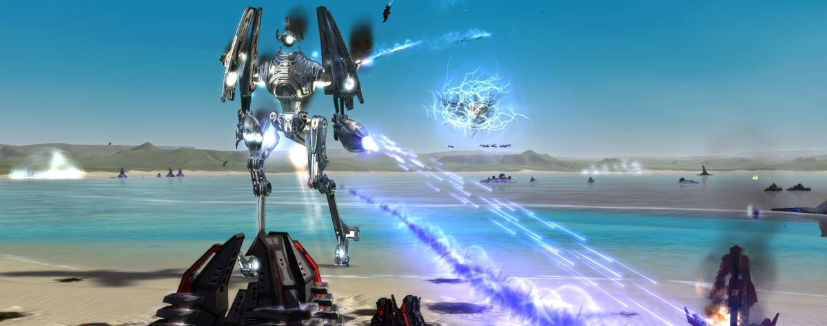 Supreme Commander: watch PC Gamer's epic battle against the robot menace |  PC Gamer