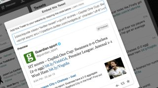 Twitter beefs-up embedded tweets with photos, videos, article summaries