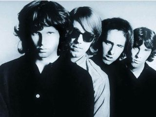 Manzarek first from left