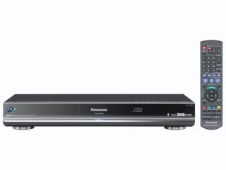 Panasonic's Freeview+ HD Blu-ray recorders