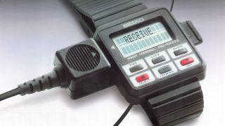 smartwatch charging