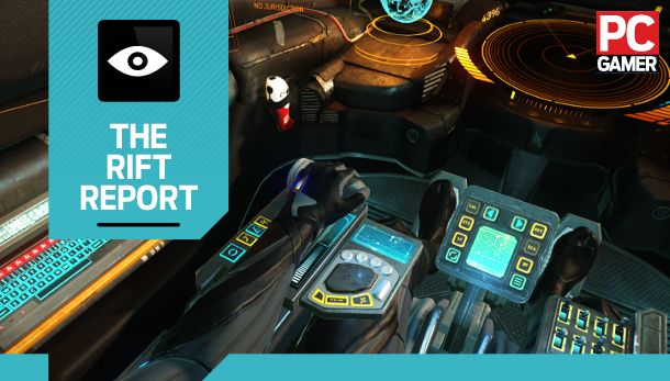 The Rift Report: 10 of the best VR experiences | PC Gamer