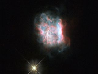 Jonckheere 900 planetary nebula space wallpaper