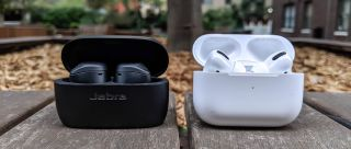 AirPods Pro vs. Jabra Elite 75t