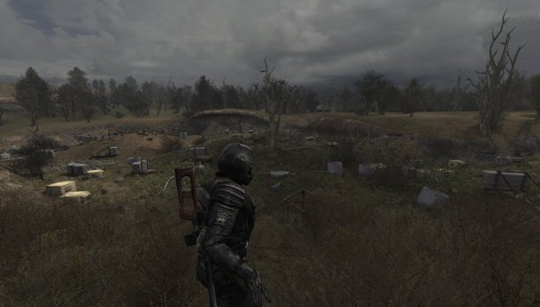 STALKER: Lost Alpha mod video shows the promise of an
