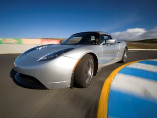 Tesla s electric roadster will soon be available in the UK but it won t be until 2015 until electric cars goes mainstream