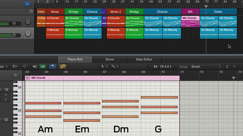How to turn a basic chord progression into an arrangement | MusicRadar